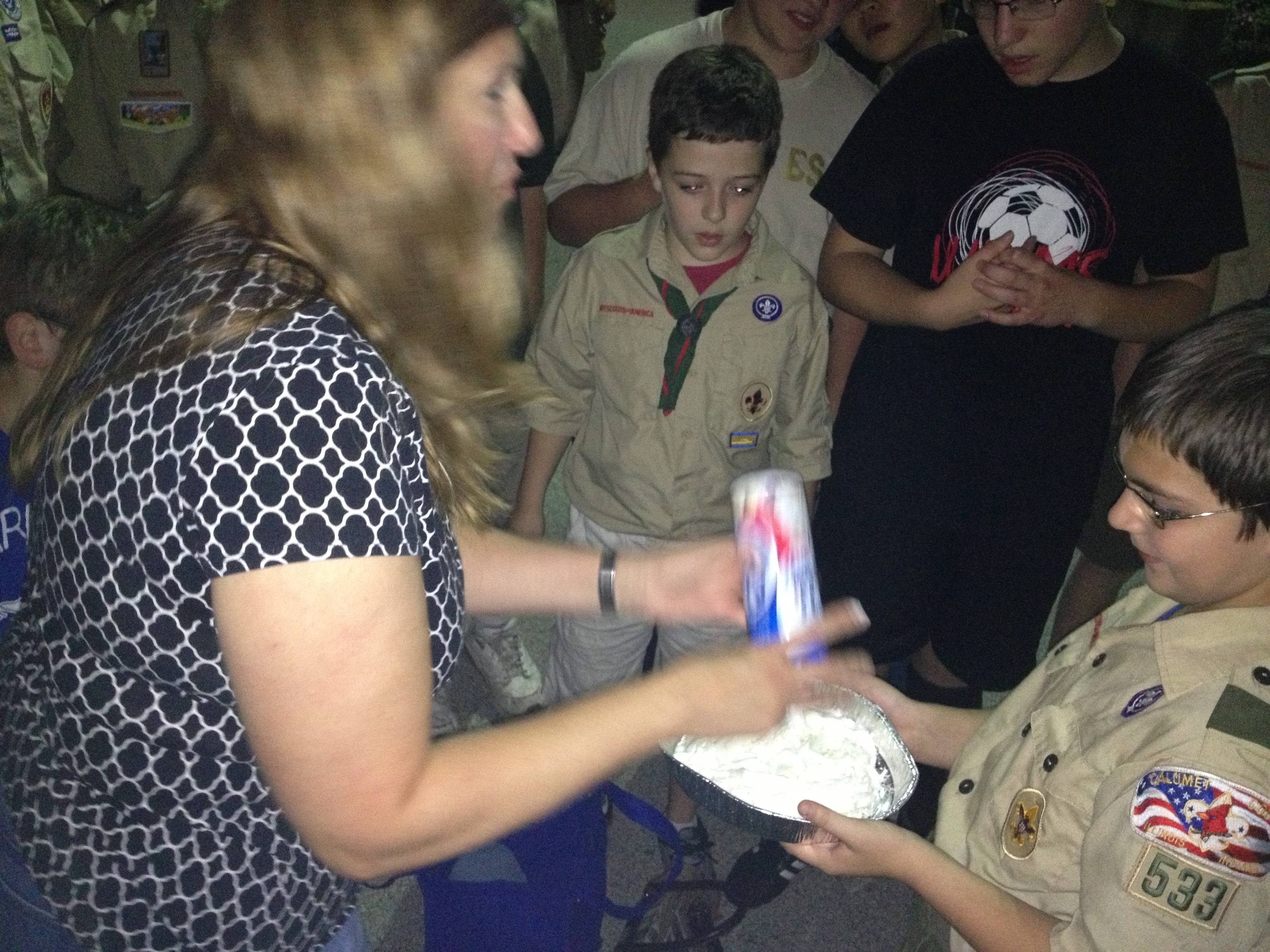 Troop 533 – Munster, Indiana3264
